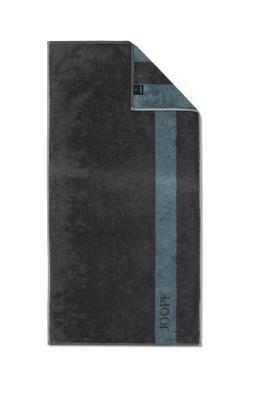 Ručník 50x100 cm  -DOUBLEFACE-INFINITY graphite, JOOP! - 3