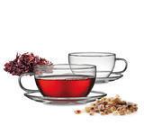Set 2ks - Šálek a podšálek na čaj ASSAM TEA 250 ml, Küchenprofi - 3/3