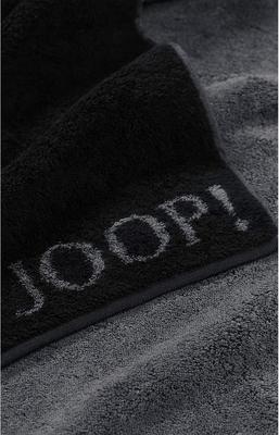 Ručník 50x100 cm DOUBLEFACE černý, JOOP!  - 3