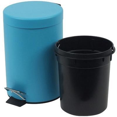Koš kosmetický MONACO 3 l - turquoise, Kela - 3