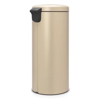 Koš pedálový NEWICON 30 l - minerální zlatá, Brabantia - 3