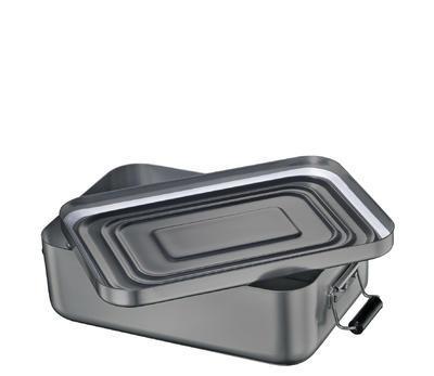 Obědový box, anthrazit, malý - 3