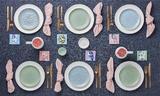 Talíř jídelní WAYFARER 27 cm - seafoam, Maxwell & Williams - 3/5