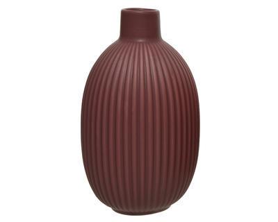 Váza, 18,2cm, 3 druhy, porcelán, Kaemingk - 3