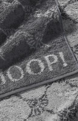 Ručník 50x100 cm CORNFLOWER antracit, JOOP! - 3