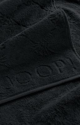 Ručník hostinský 30x50 cm UNI-CORNFLOWER černá, JOOP! - 3