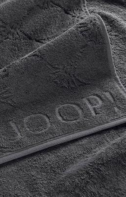 Ručník 50x100 cm UNI-CORNFLOWER antracit, JOOP! - 3