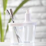 Dávkovač na mýdlo FLOW 250 ml - šedá, Koziol - 3/3