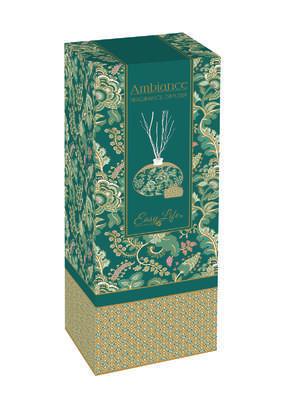 Difuzér dekorační AMBIANCE TAJ MAHAL GREEN 200 ml, Easy Life - 4