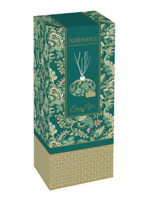 Difuzér dekorační AMBIANCE TAJ MAHAL GREEN 400 ml, Easy Life - 4