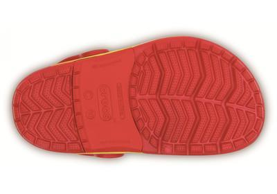 Boty LIGHTS CARS CLOG C12 red, Crocs - 4