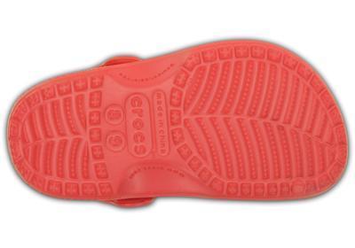 Boty CLASSIC KIDS M1 / W3 coral, Crocs - 4