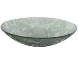 Dekorativní mísa, 40x10cm, 2 druhy, recyklované sklo, Kaemingk - 4/4