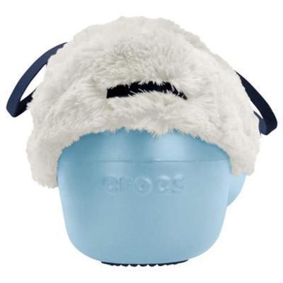 Boty GRETEL W6 sky blue/oatmeal, Crocs - 4