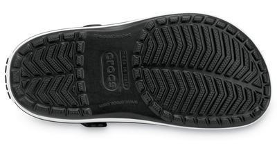 Boty CROCBAND M6 / W8 black, Crocs - 4