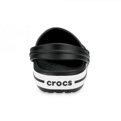 Boty CROCBAND M10/W12 Černá, Crocs - 4