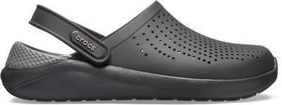 Boty LITERIDE CLOG M9/W11 black/slate grey, Crocs - 4