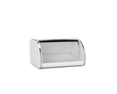 Chlebník Roll Top střední, bílý, Brabantia - 4