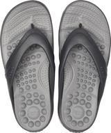 Žabky REVIVA FLIP M8/W10 black/slate grey, Crocs - 4/4