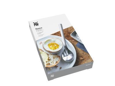 Lžička na vejce NUOVA SET 6 ,WMF - 4