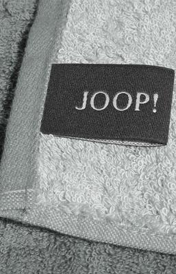 Ručník hostinský 30x50 cm DOUBLEFACE šedá, JOOP! - 4