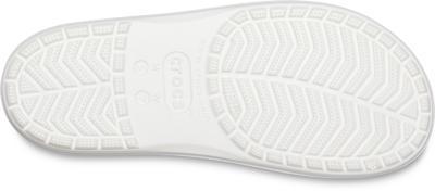 Pantofle CB PLATFORM BLD COLOR SLIDE M9/W11 white, Crocs - 4