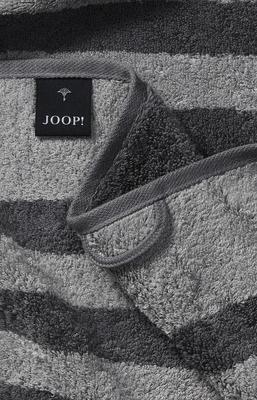 Osuška 80x150 cm STRIPES antracit, JOOP! - 4