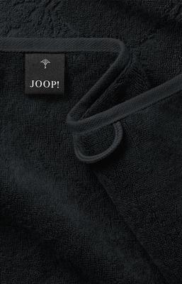 Ručník hostinský 30x50 cm UNI-CORNFLOWER černá, JOOP! - 4