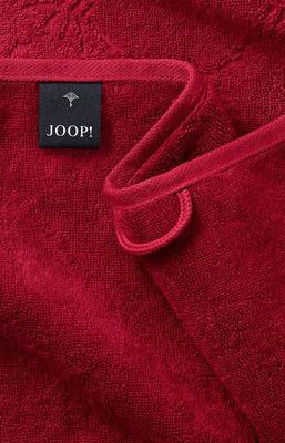 Ručník hostinský 30x50 cm UNI-CORNFLOWER rudá, JOOP! - 4