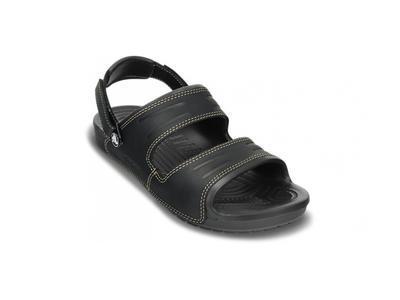 Sandály YUKON TWO-STRAP M8 black/black, Crocs - 5