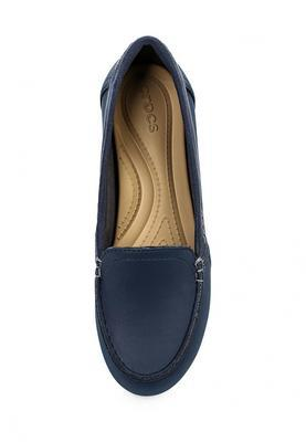 Mokasíny MARIN COLORLITE LOAFER W6 navy/graphite, Crocs - 5