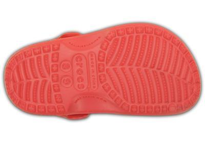 Boty CLASSIC KIDS M2 / W4 coral, Crocs - 5
