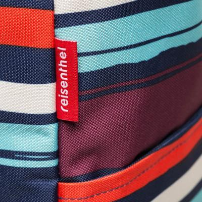 Nákupní taška LOOPSHOPPER M Artist Stripes, Reisenthel - 5