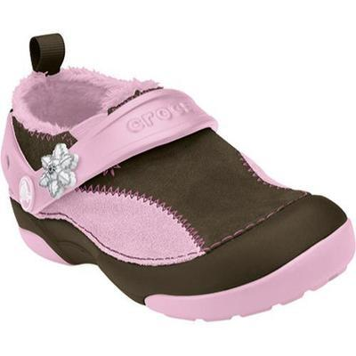 Boty DAWSON KIDS C5 chocolate/bubblegum, Crocs - 5