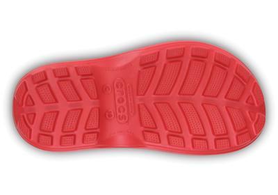 Holínky HANDLE IT RAIN BOOT KIDS J2 red, Crocs - 5