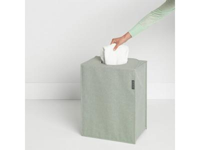 Taška na prádlo 55 l - zelený melír, Brabantia      - 5
