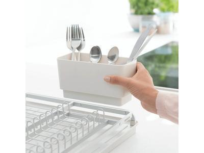 Odkapávač nádobí - světle šedý, Brabantia  - 5