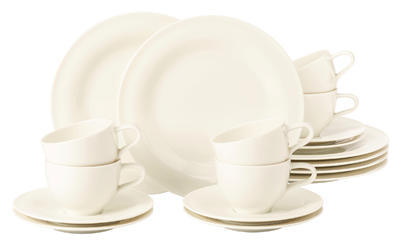 Polévkový talíř 22,5cm MEDINA CREME, Seltmann Weiden - 5