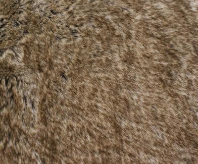Kožešinový polštář 50x50, vzor VLK, Gözze - 5