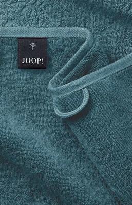 Ručník hostinský 30x50 cm UNI-CORNFLOWER zelená, JOOP! - 5