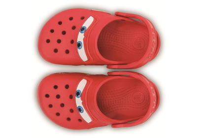 Boty LIGHTS CARS CLOG C12 red, Crocs - 6