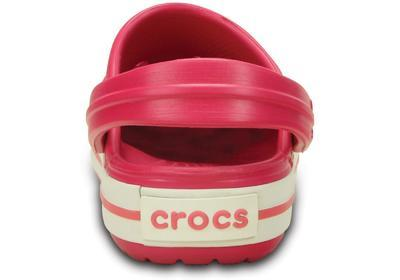 Boty CROCBAND KIDS J1 raspberry/white, Crocs - 6