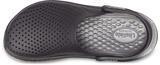Boty LITERIDE CLOG M9/W11 black/slate grey, Crocs - 6/7