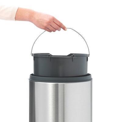 Koš odpadkový Touch Bin 30l, matná ocel, Brabantia - 6