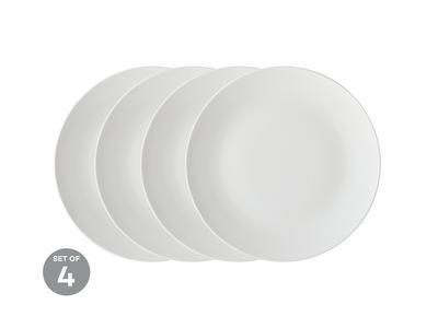 Jídelní souprava TRIBECA, sada 12 kusů, WHITE BASIC, Maxwell and Williams - 6