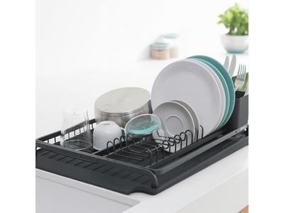Odkapávač nádobí - tmavě šedý, Brabantia - 6