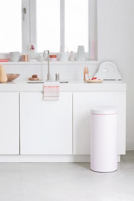 Koš odpadkový FLIPBIN 30 l - minerální růžová, Brabantia - 7