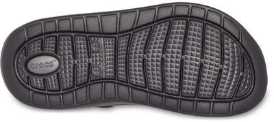 Boty LITERIDE CLOG M9/W11 black/slate grey, Crocs - 7
