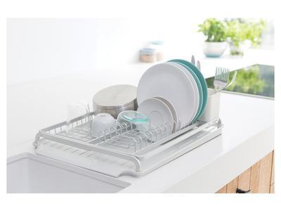 Odkapávač nádobí - světle šedý, Brabantia  - 7