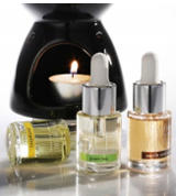 Aroma oleje a vosky